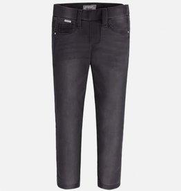 Mayoral Legging Jeans Black/Grey
