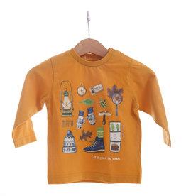 Mayoral T-shirt Yellow