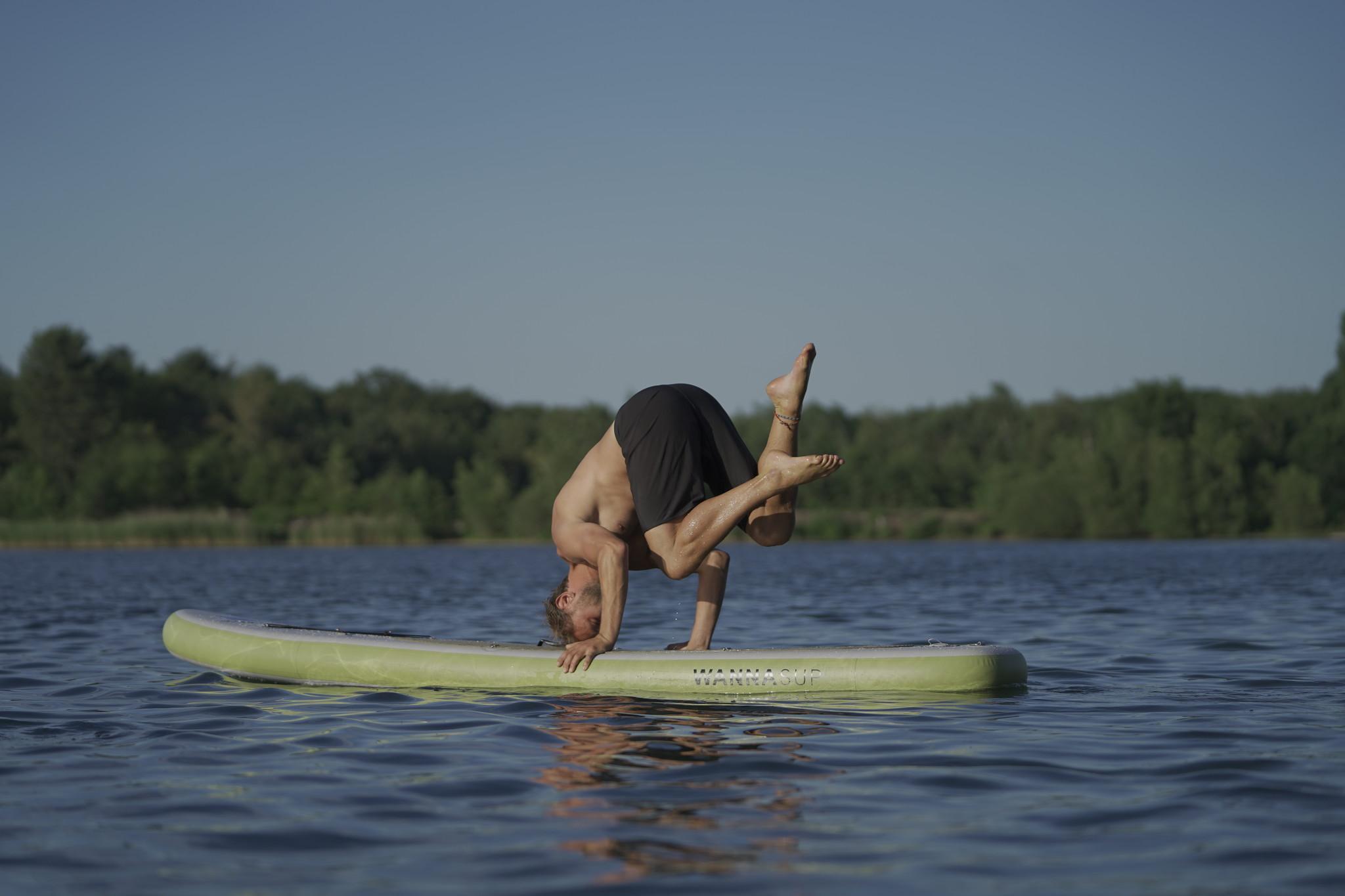 Yoga sup board  - WANNAsup