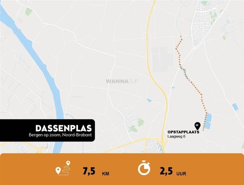 Sup-route-Dassenplas-Noord-Brabant-WANNAsup
