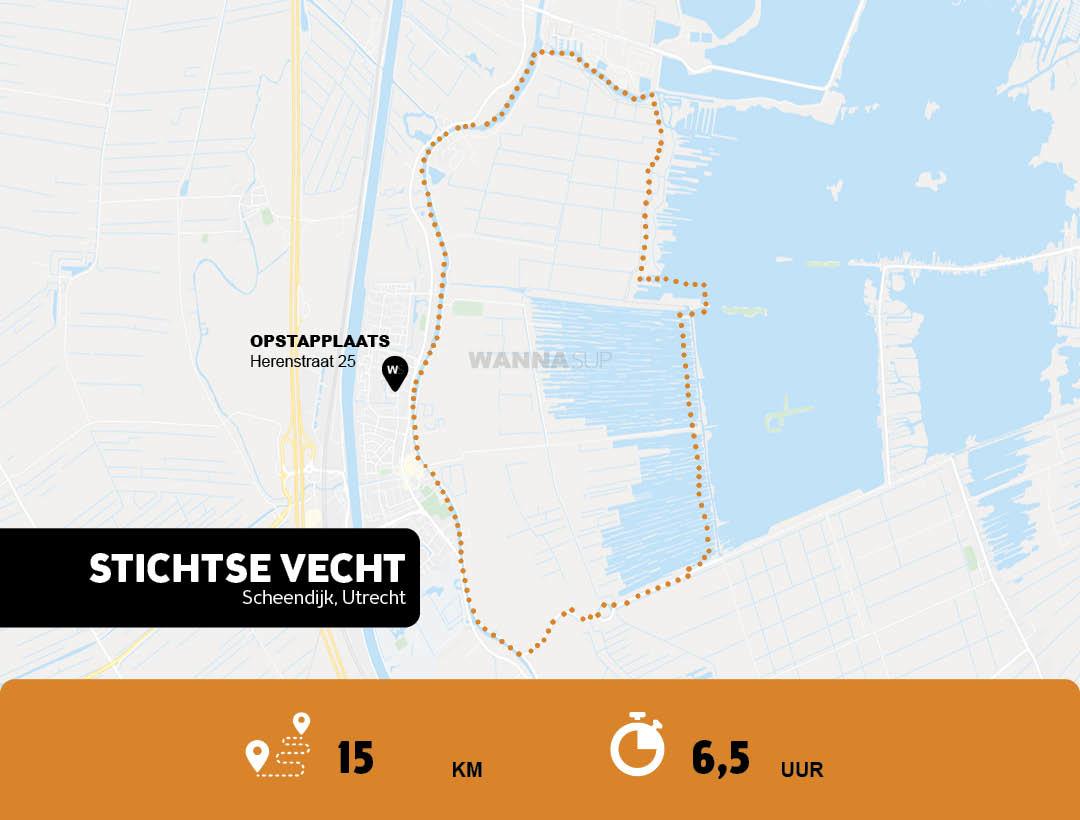 Sup-route-Stichtse-Vecht-Utrecht-WANNAsup