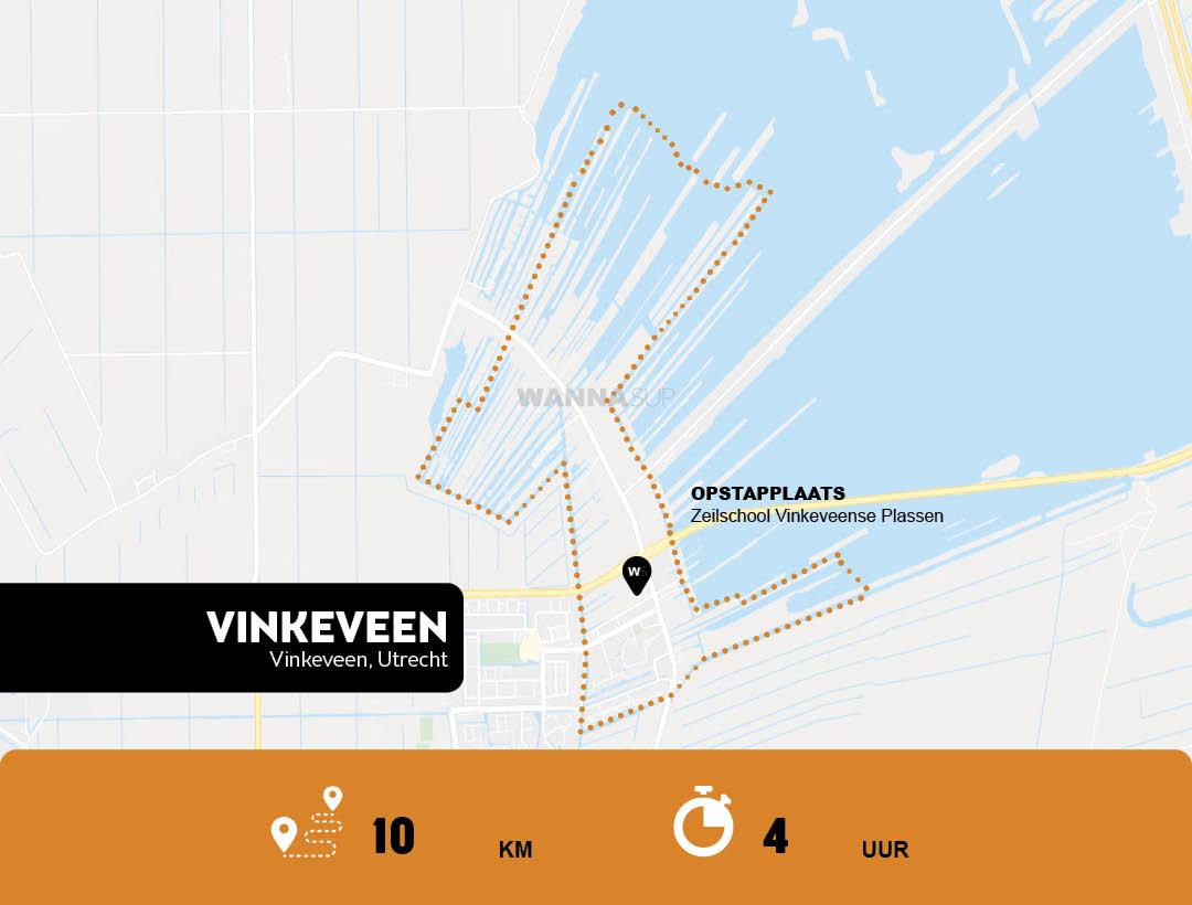 Sup-route-Vinkeveen-Utrecht-WANNAsup