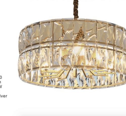 Erik Kuster Style Hanglamp - Princess (Goud)