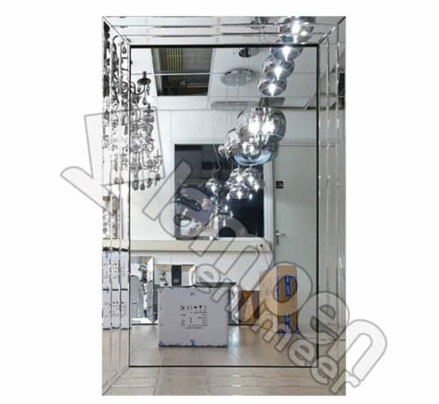 Spiegel - Triple (120x80 cm)