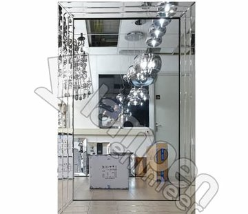 Erik Kuster Style Spiegel - Triple (150x80 cm)