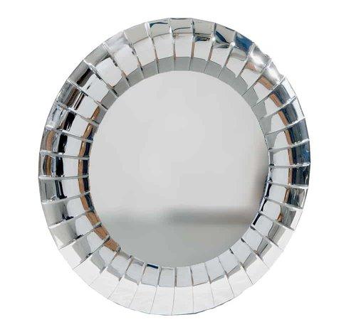 Erik Kuster Style Erik Kuster style spiegel rond