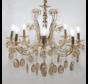 Kroonluchter Chicago Lamp Goud