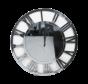 Erik Kuster Style XXL klok in  kleur Antraciet