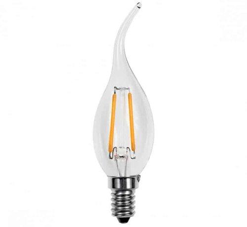 Lampenenmeer E14 kaarslamp in Warm Wit