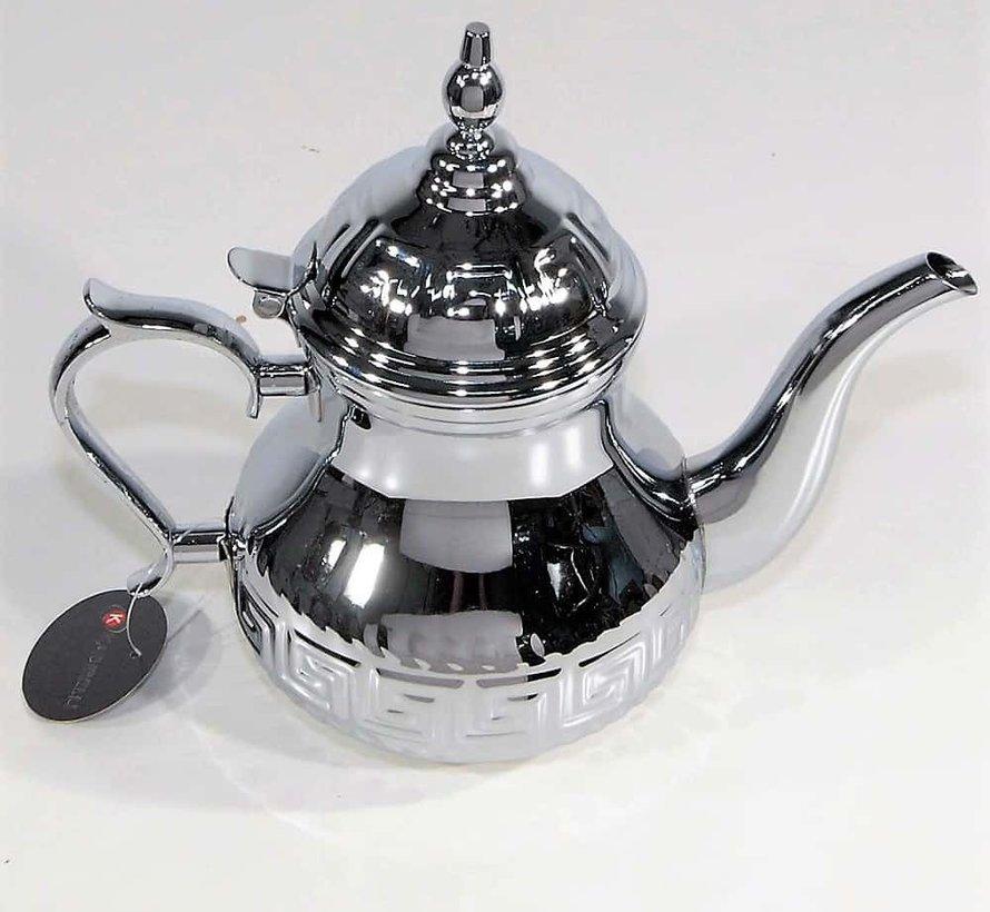 Stalen Thee Pot 1.6 L