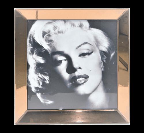 Erik Kuster Style Spiegelijst Marilyn Monroe Glamour Style - Goud