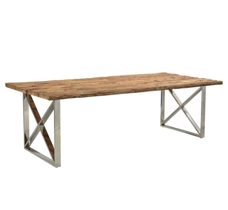 Eettafel - Sleeper Wood