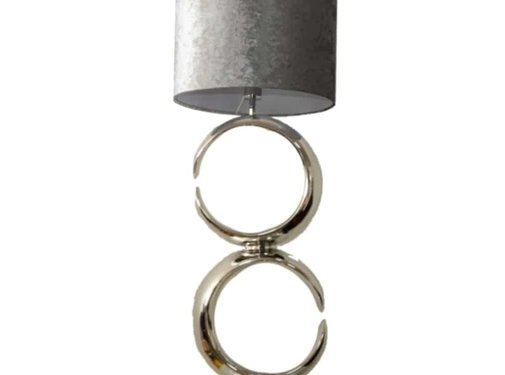 Stout-Style Stout Style Vloerlamp Maximo Zilver