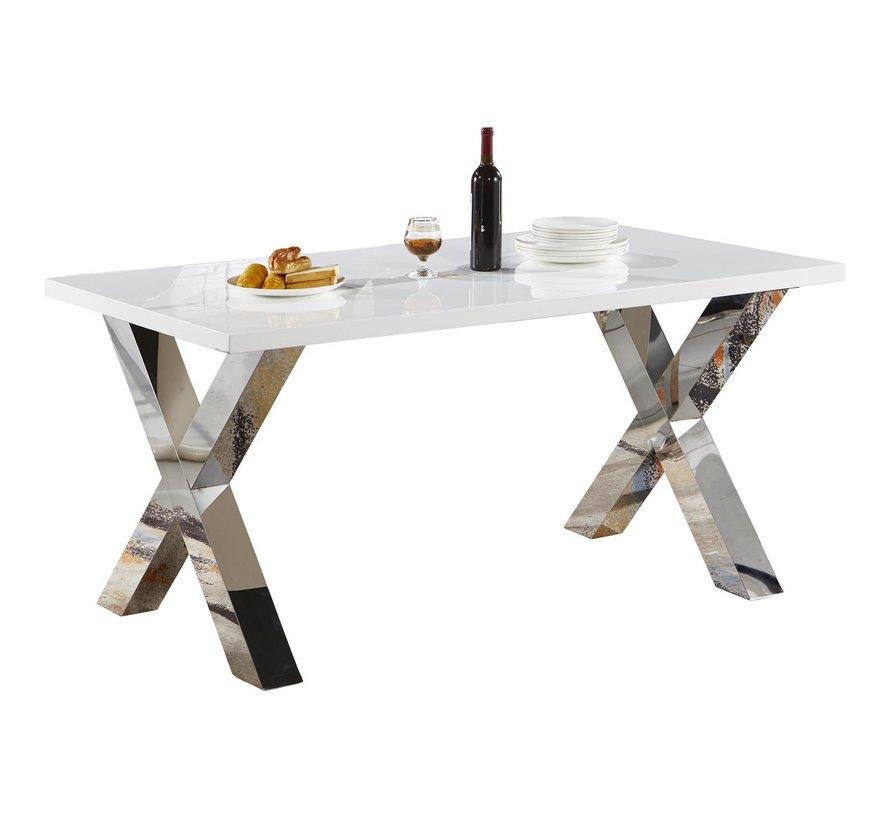 Eettafel Magnum - Wit