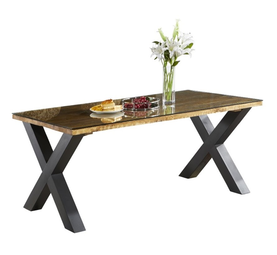 Eettafel - Zwart