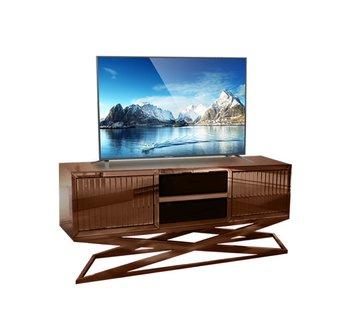 Terava TV-Meubel Spiegelglas - Sepia