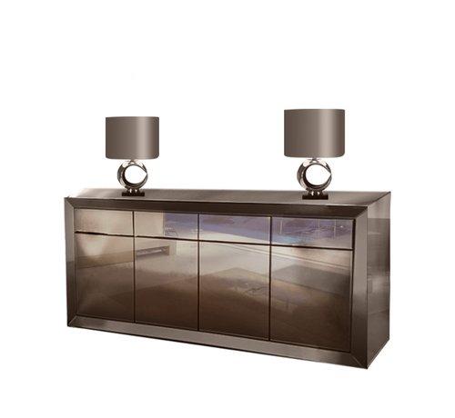 Hamava  Dressoir Spiegelglas - Sepia