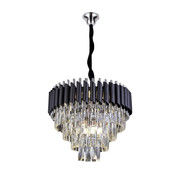 Erik Kuster Style Pearl Hanglamp - Zilver