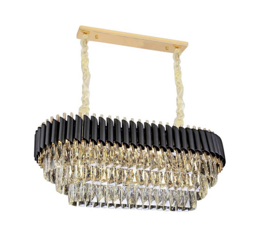 Pearl Hanglamp - Goud, Chroom