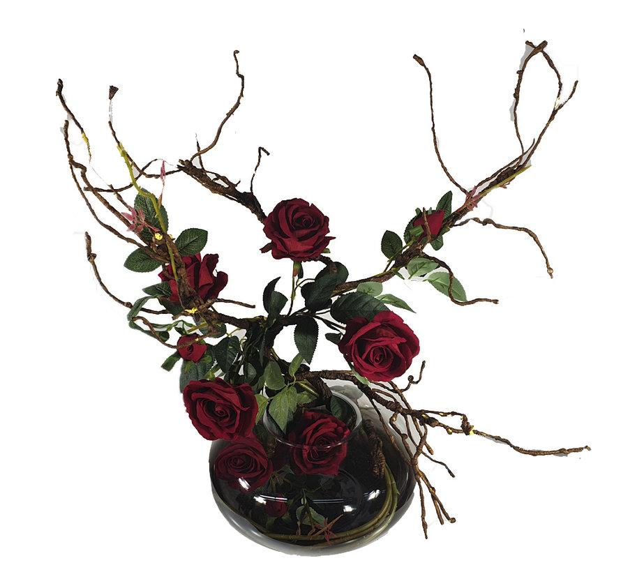 Bloemen - Red Roses