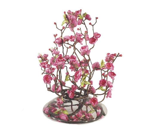 L&M Bloemen - Bashful Peony's Pink