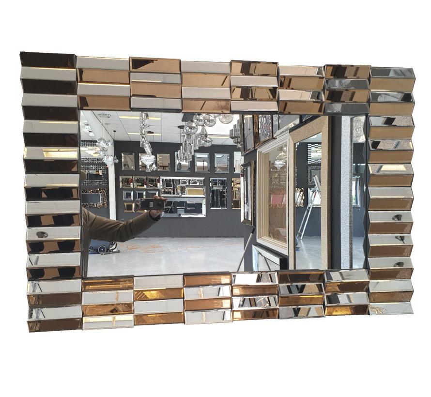 Spiegel - Bronze Piano