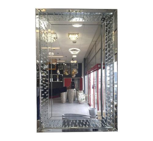Erik Kuster Style Spiegel - Waterdrops (120x80 cm)