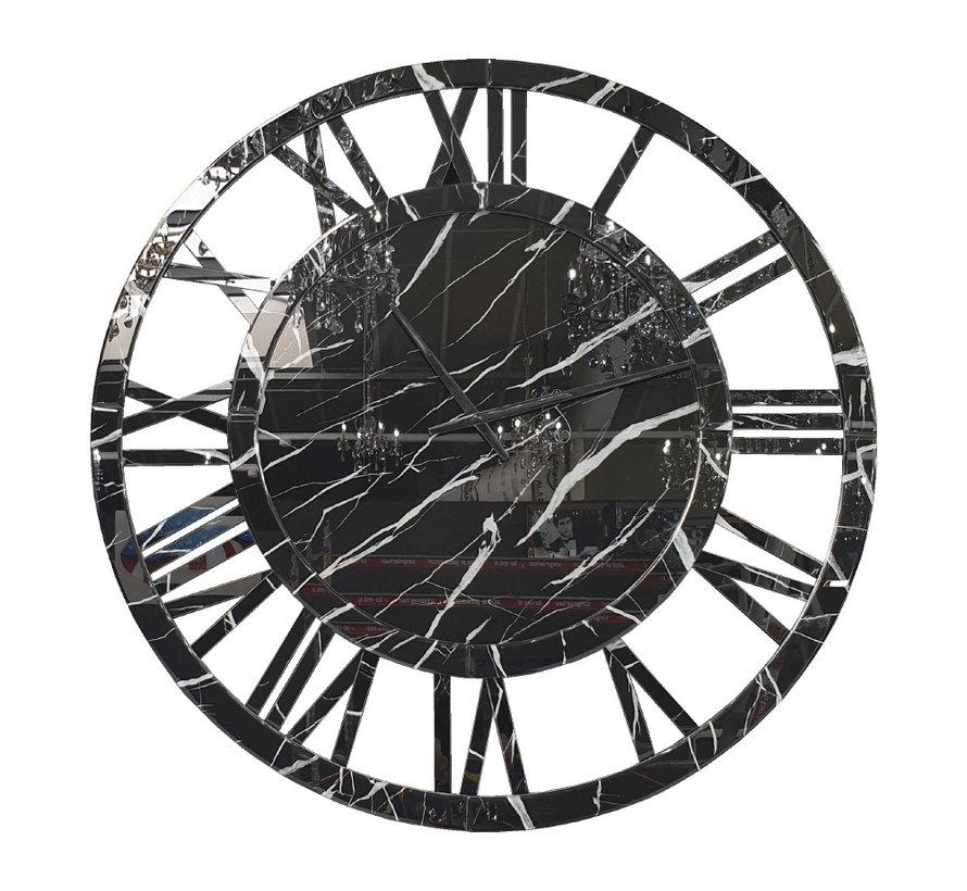 XXL Klok - Antracite Black