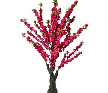 L&M Bloemstuk - Dark Pink Blossom