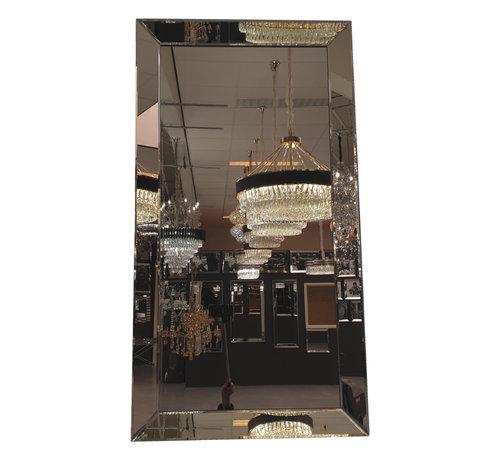Erik Kuster Style Spiegel - Sepia (In 4 Kleuren 130x70x4 cm)