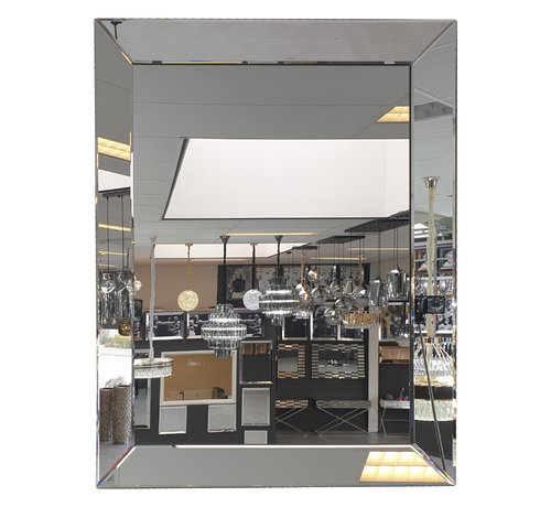 Erik Kuster Style Spiegel (in 4 kleuren 70x90 cm)