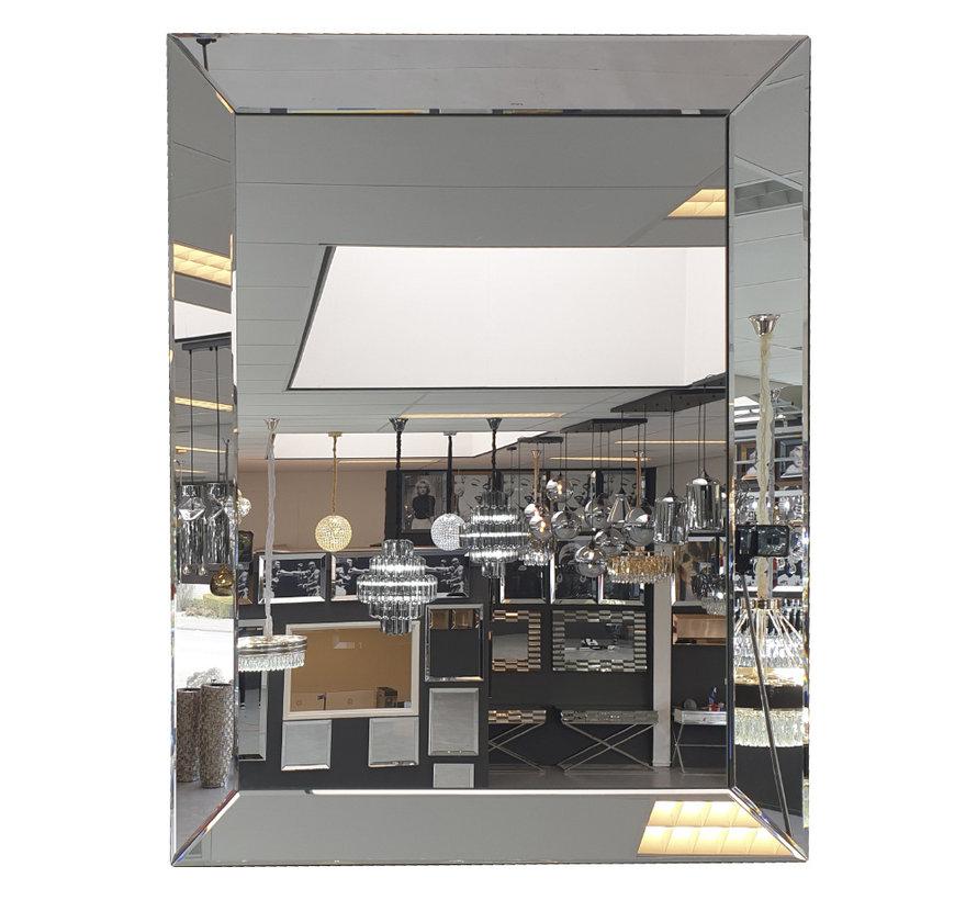 Spiegel (in 4 kleuren 70x90 cm)