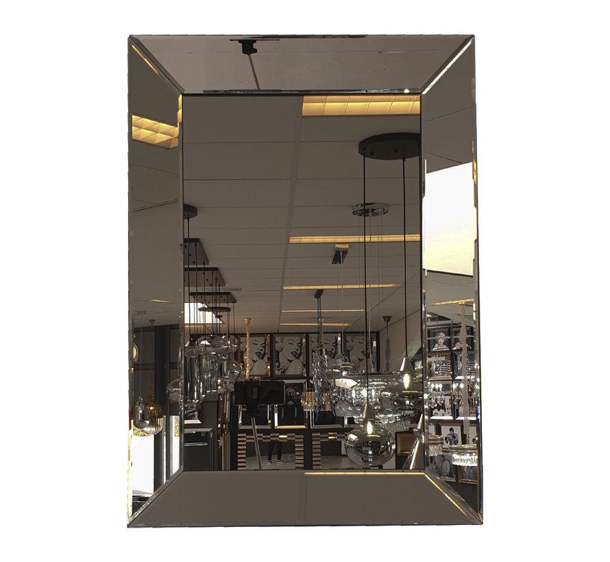 Spiegel (in 4 kleuren 60x80 cm)
