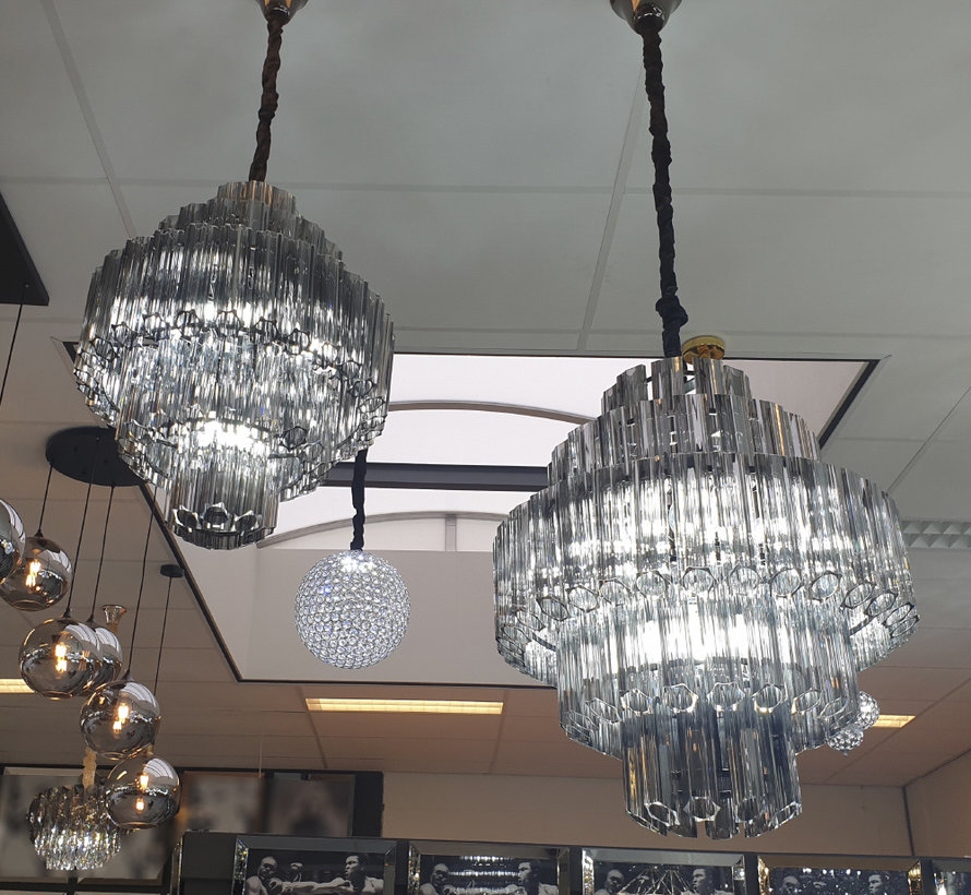 Hanglamp - Mitrailleur (2 maten)