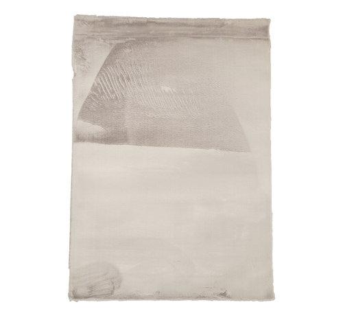 L&M Vloerkleed - Soft Grey (2 maten)