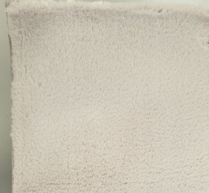 Vloerkleed - Soft Grey (2 maten)