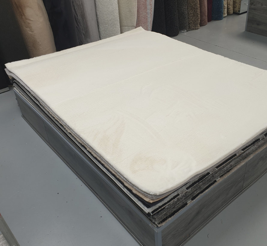 Vloerkleed - Soft Beige (160x230 cm)