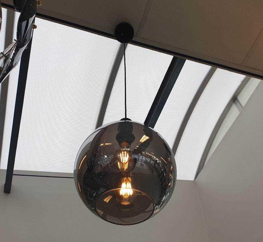 Hanglamp - Larissa (Smoking Glass)