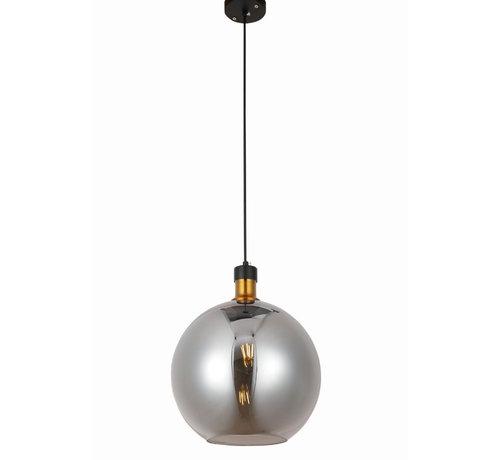 Erik Kuster Style Hanglamp - Larissa (Smoking Glass)