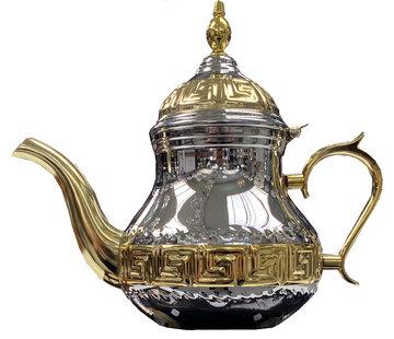 L&M Arabische  Theepot - Gold