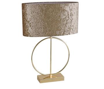 L&M Staande lamp - Anita (Goud)