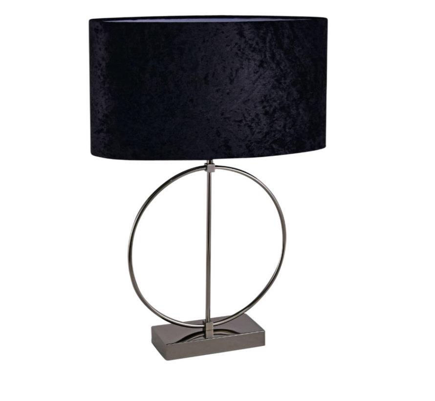 Staande lamp - Anita (Antraciet)