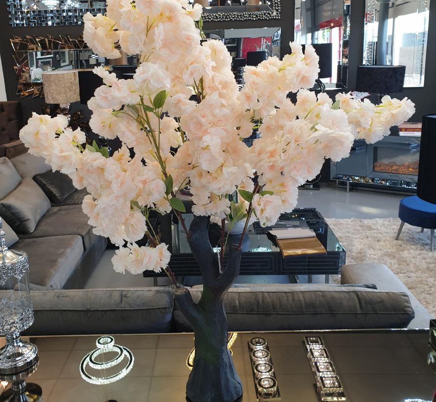 Bloemstuk - Ornate Blossom (Whitened Pink)
