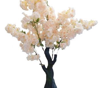L&M Bloemstuk - Ornate Blossom (Whitened Pink)
