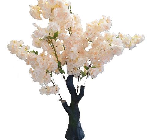Eric Kuster Style Bloemstuk - Ornate Blossom (Whitened Pink)