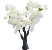 L&M Bloemstuk - Ornate Blossom (Wit)