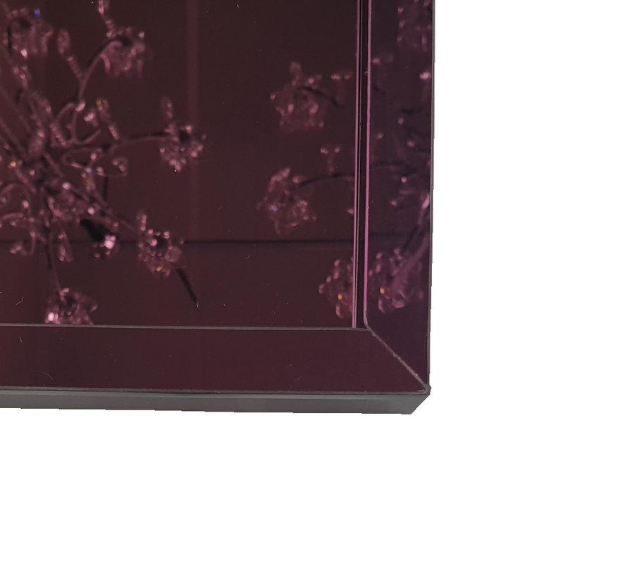 Dienblad - Teresa (Violet Purple)