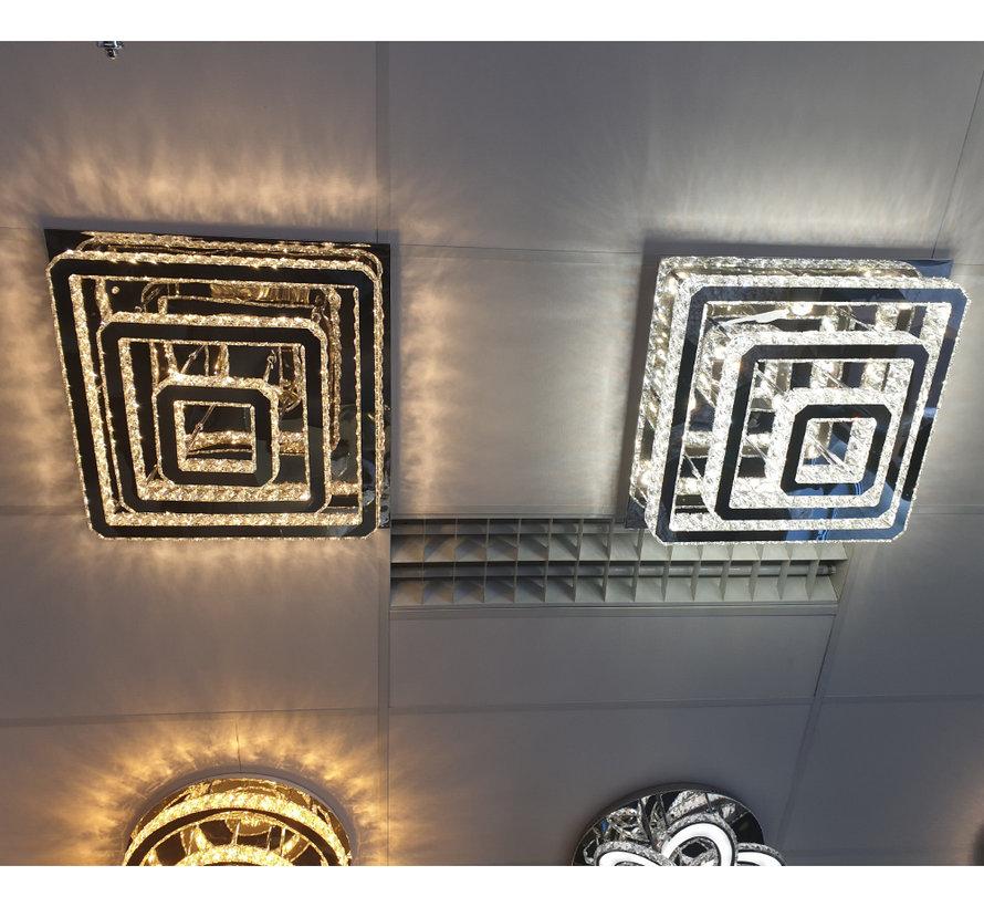 Plafondlamp - Edison (60x60 cm)