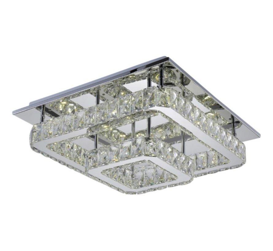 Plafondlamp - Edison (45x45 cm)