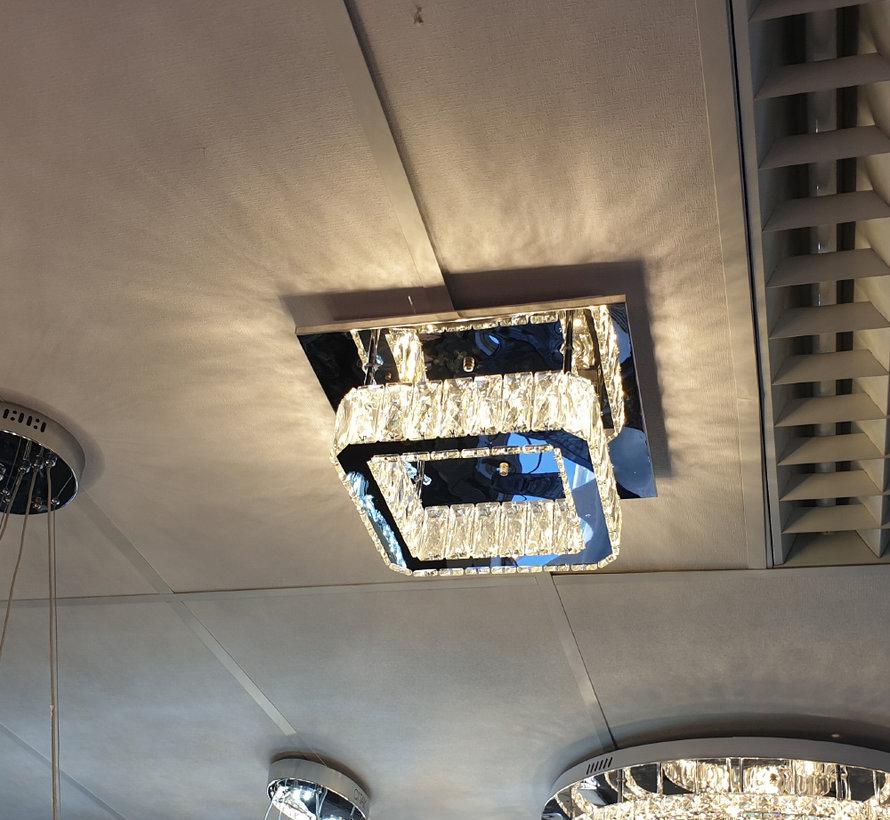 Plafondlamp - Edison  (30x30 cm)